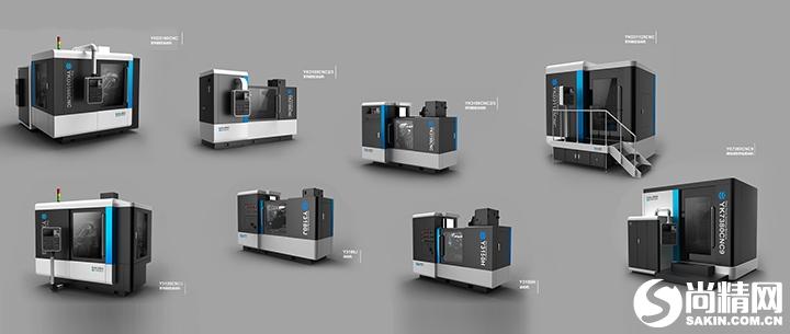 汉度工业设计数控机床