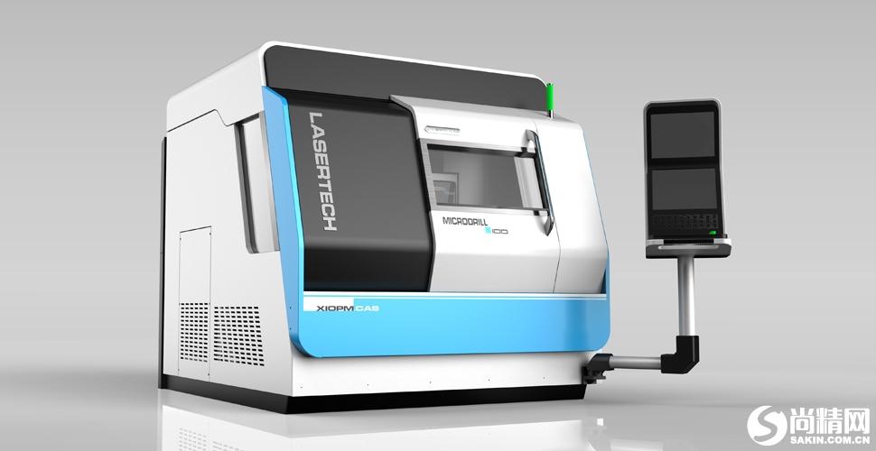 中科院西安光学机电所超快激光数控机床M100