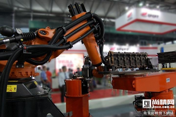 机器,工业机器人