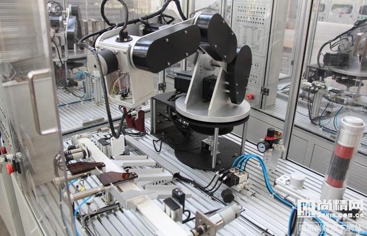 机器人,工业机器人