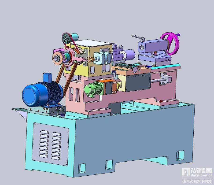 CK0632(40)精密排刀式数控车床